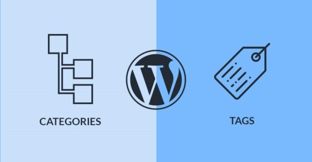 كيفية استخدام العلامات والفئات في وورد بريس دليل تحسين محركات البحث