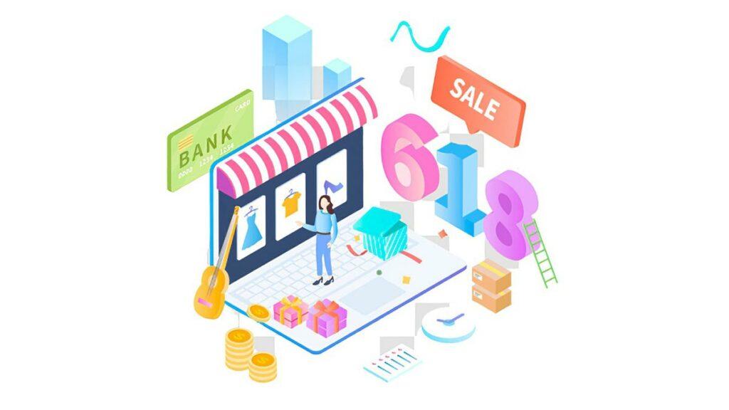المتجر الإلكتروني Online Store