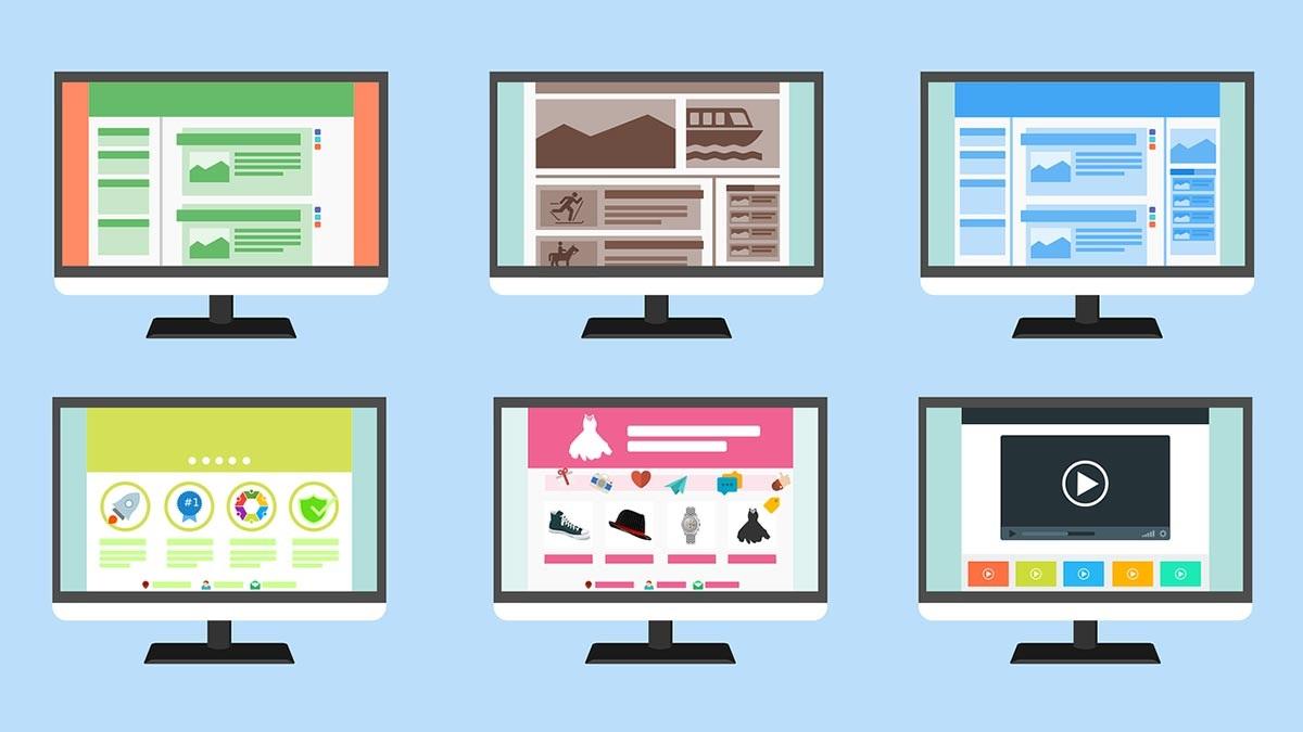 لمدونة والموقع والمتجر الإلكتروني