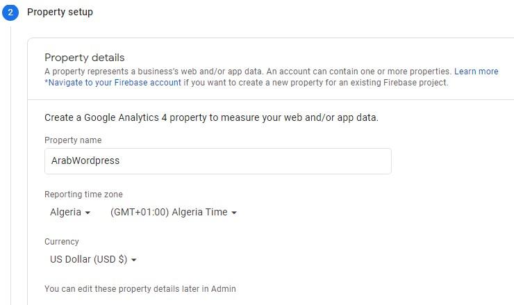 11 3 – إثبات ملكية موقع ووردبريس بطريقة إحصاءات جوجل