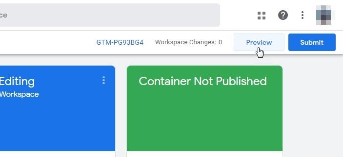 20 4 – إثبات ملكية موقع ووردبريس بطريقة Google Tag Manager